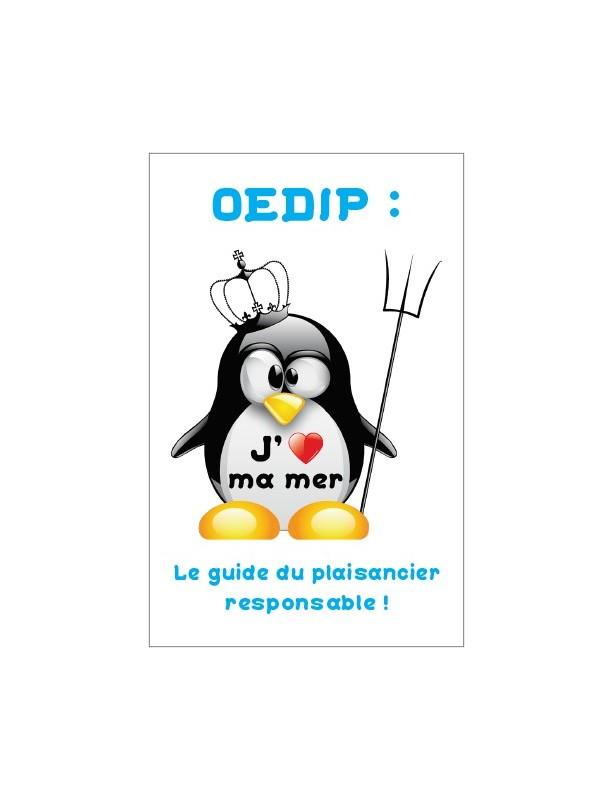 LE GUIDE DU PLAISANCIER RESPONSABLE - Réglette 3 volets Oedip®